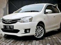 Dijual Mobil Toyota Etios Valco JX 2015