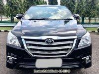 Jual Mobil Toyota Innova V Luxury 2015