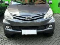 Toyota Avanza E Manual Tahun 2013