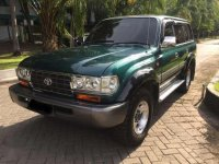 Toyota Land Cruiser 4.2 VX 1997