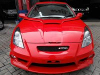 Dijual Mobil Toyota Celica 1.8 Automatic 2005 Coupe