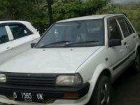 Jual mobil Toyota Starlet 1.0 1987