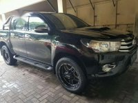Toyota Hilux Manual Type G Tahun 2015