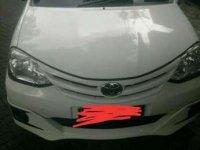 Dijual mobil Toyota Etios G 2013