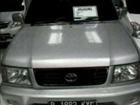 Toyota Kijang Manual Tahun 2002 Type SX
