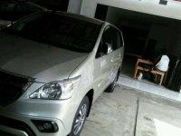 Toyota Kijang G Luxury 2011