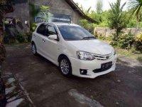 Dijual mobil Toyota Etios Valco G 2013