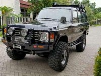 Dijual Toyota Landcruiser VX Grade 1986 siap pakai