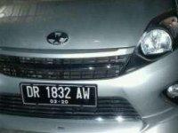 Dijual Mobil Toyota Agya TRD Sportivo 2015