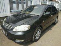 Jual Toyota Corolla Altis G 1.8 AT Tahun 2001
