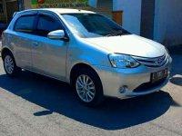 Butuh jual cepat Toyota Etios Valco E plus 2013
