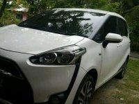 Toyota Sienta V MT Tahun 2017 Manual