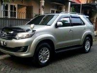 Jual Toyota Fortuner 2.4 2011