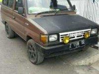 Toyota Kijang tahun 1989 kondisi terawat