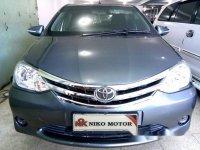 Toyota Etios Valco 1.2 E 2014 siap pakai