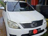 Toyota Kijang Manual Tahun 2012