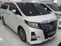 Toyota Alphard G S C Package 2015 MPV