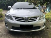 Toyota Altis 1.8 2013