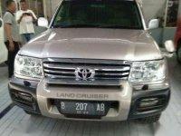 Jual Toyota Land Cruiser 4.2 XV Tahun 2000 Orisinil, Antik dan Mantap Istimewa