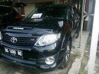 Toyota foeruner G.VNT TRD thn 2014 AT