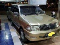Toyota Kijang LGX 2004 Manual Gold Pontianak