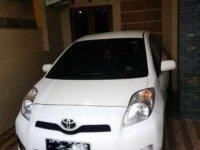 Toyota Yaris type J 2013