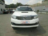 Toyota  fortuner D vnt 2012