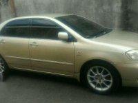 Jual Mobil Toyota Altis 2005