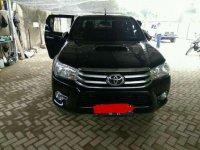 Jual Mobil Toyota Hilux 2015