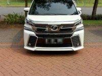 Toyota Vellfire ZG 2015