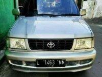 Toyota Kijang Manual Tahun 2002 Type SSX