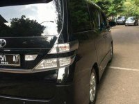 Toyota Vellfire Audioless 2010