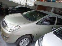 Jual Toyota Kijang Innova E 2005