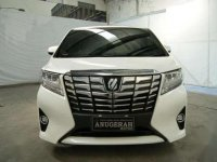 Toyota Alphard Q AT Tahun 2015 Automatic