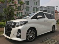 Toyota Alphard G S C Package 2016 MPV