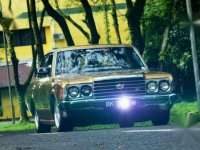 Toyota Crown MT Tahun 1978 Manual