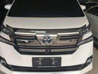 Toyota Vellfire G Tahun  2015
