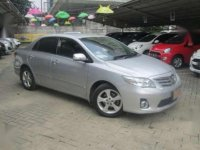 Jual Toyota Altis G 2013