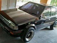 Toyota Starlet MT Tahun 1986 Manual