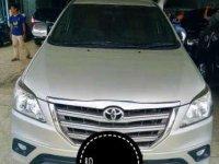 Jual Toyota Kijang Innova Q 2014