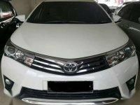 Jual Toyota Altis V 1.8 Tahun 2014