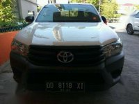 Toyota Hilux Pickup MT Tahun 2016 Manual