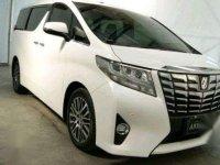 Toyota Alphard 3.5 Q 2015