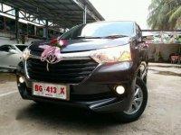Toyota Avanza G  Luxury Tahun 2017