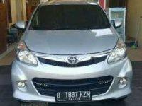 Toyota Avanza veloz manaual 2014