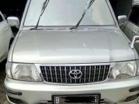 Toyota Kijang LSX MT Tahun 2003 Manual