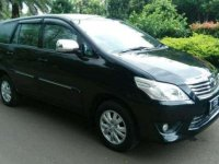 Toyota Kijang Innova G Luxury 2012 Automatic