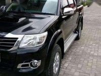 Toyota Hilux G MT Tahun 2013 Manual