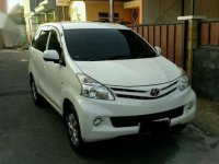 Toyota Avanza S 2013 MPV