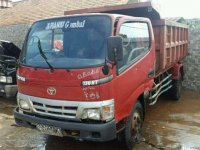 Toyota Dyna Truck MT Tahun 2008 Manual